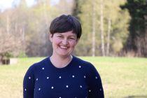 Marit Hougsrud (Sp) avløser Kåre Helland (Sp) som ordfører i Sør-Aurdal i Valdres. Etter tre perioder ønsket han ikke gjenvalg. Foto: Privat