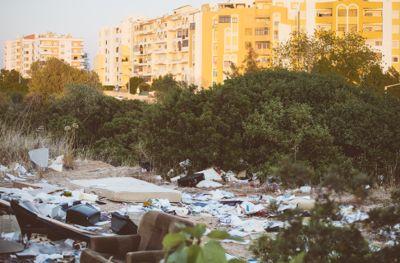 Oppdatert rundskriv klargjør kravene til bygging på forurenset grunn. Illustrasjonsfoto: Colourbox