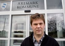 Geir Aarbu gikk av som ordfører i Aremark etter høstens valg. Nå skal alvorlige påstander mot han granskes. Arkivfoto: Ivan Tostrup