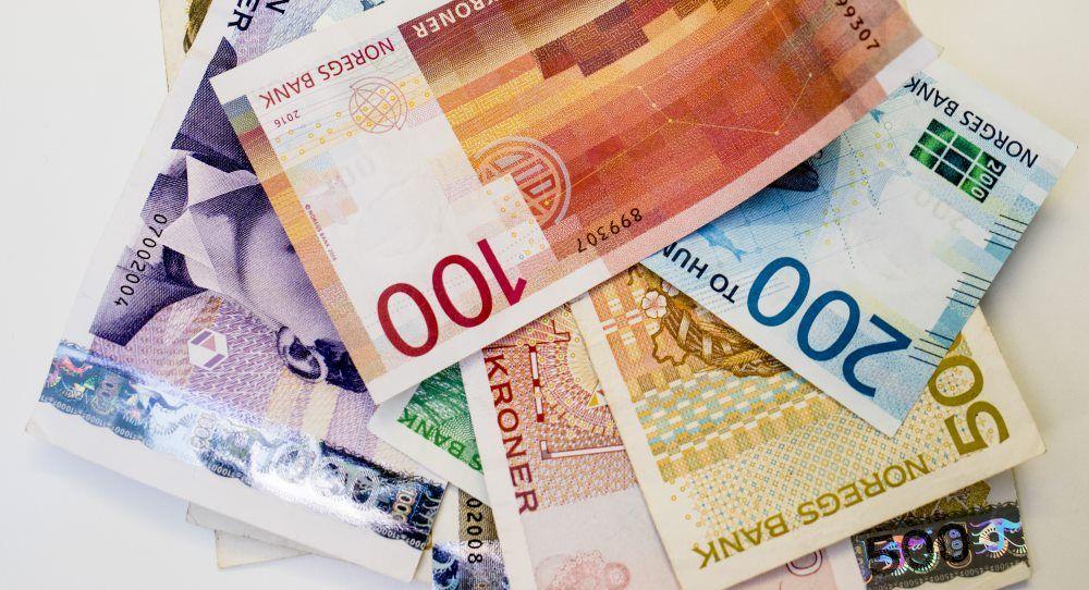 Mye peker i retning av at skatteinngangen i år blir høyere enn anslaget i RNB. Foto: Magnus Knutsen Bjørke