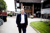 Spydberg-ordfører Petter Schou (H) ser gjerne at kommunen bruker mindre på kjøp fra private. Foto: Magnus K. Bjørke