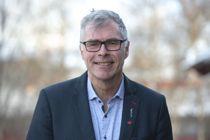Ordfører i Bykle, Jon Rolf Næss (Ap), forteller at kommunens kultursatsing har sterk tverrpolitisk forankring. Foto: Anders Martinsen / Bykle kommune