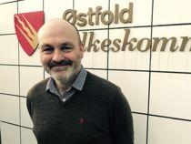 Leder av kultur og næringskomiteen i Østfold fylkeskommune, Andreas Lervik (Ap), mener flere bør se til Østfold-modellen. Foto: Pål B. Vikesland/Østfold fylkeskommune