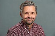 Direktør for NRKs distriktsdivisjon, Marius Lillelien.  Foto: NRK/Ole Kaland