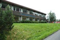 Oppdraget med ombygging av Måløy videregående skole ble først tildelt én aktør, før konkurrenten klagde. Foto: Birthe Johanne Finstad/Sogn og Fjordane fylkeskommune