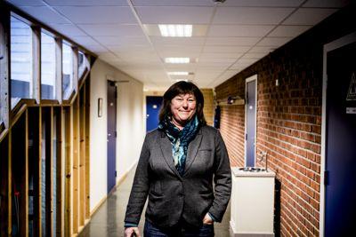 Kommunalsjef for oppvekst og kultur i Nes i Buskerud Hanne Brunborg har sendt lærere på videreutdanning de siste årene. Foto: Magnus Knutsen Bjørke