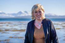 - Vi gjør små fremskritt, men skal komme i mål til 2020, sier fellesnemndleder for nye Troms og Finnmark fylkeskommune, Kari-Anne Opsal (Ap). Foto: Thomas Birkeland