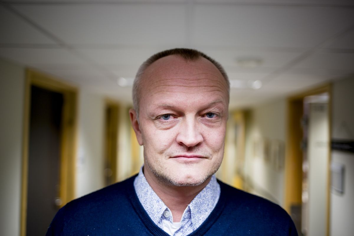 Rådmann Haakon Boie Ludvigsen i Sør-Aurdal understreket overfor kommunestyret at det var frivillig å komme på dialogseminaret.  – Det er omtrent som å bli invitert på naboens grillfest, sa han. Arkivfoto: Magnus Knutsen Bjørke
