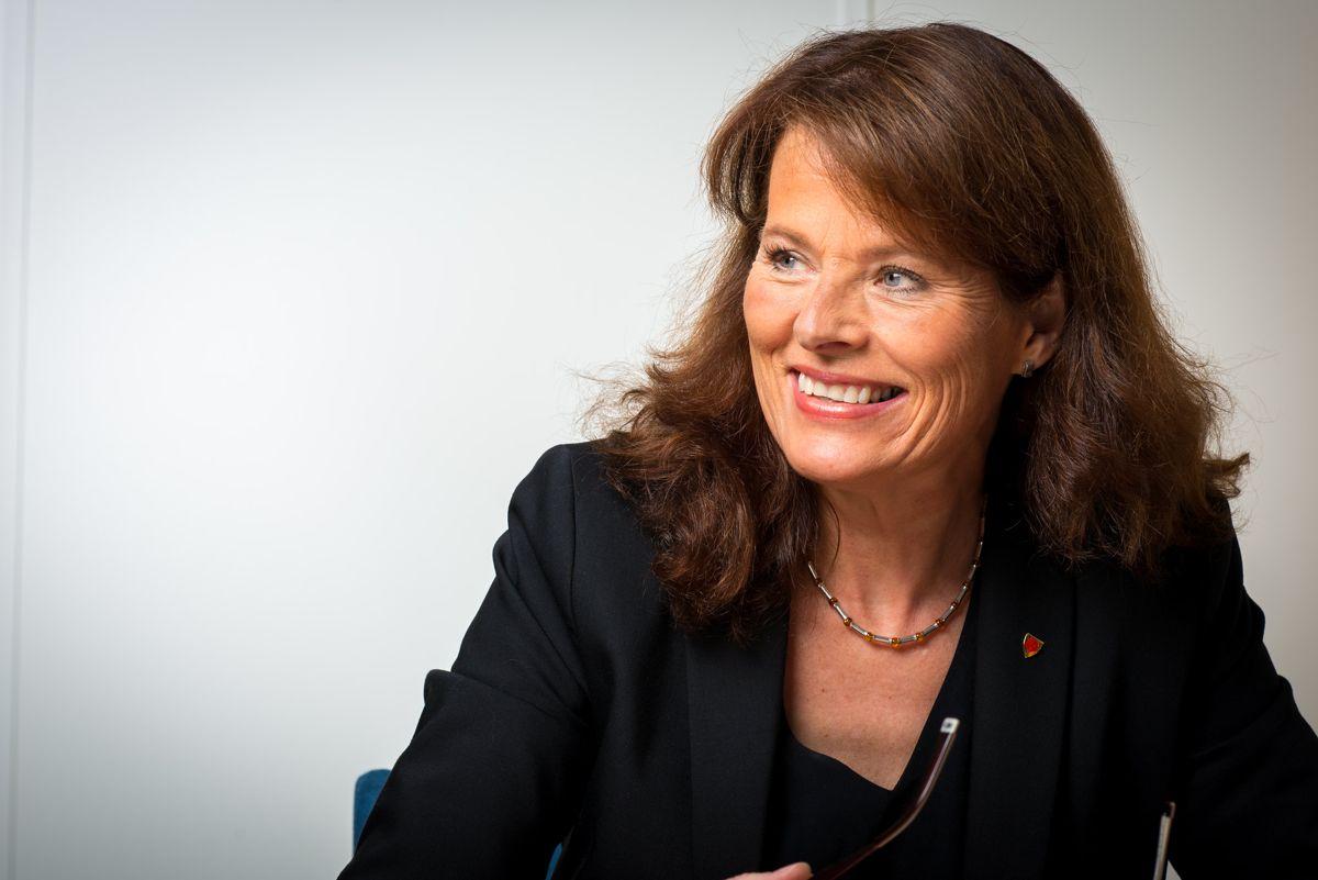 Siri Gauthun Kielland forlater direktørstillingen i Prosjekt Lillestrøm kommune til fordel for toppjobb i Plan- og bygningsetaten. Foto: Sørum kommune