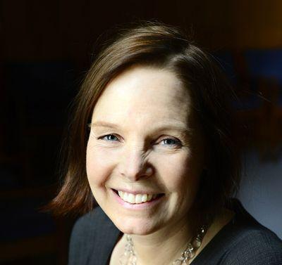Kommunedirektør Trude Andresen i Øvre Eiker er blant søkerne til jobben som kommunedirektør i Bodø.