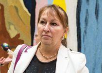 KS-leder Gunn Marit Helgesen er svært misfornøyd med at regjeringen underfinansierer regionreformen. Arkivfoto: Magnus Knutsen Bjørke