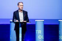 Arbeidslivsdirektør i KS, Tor Arne Gangsø og de andre partene i lønnsoppgjøret har 2,1 prosent lønnsvekst å forhandle om. Foto: Jan Inge Krossli