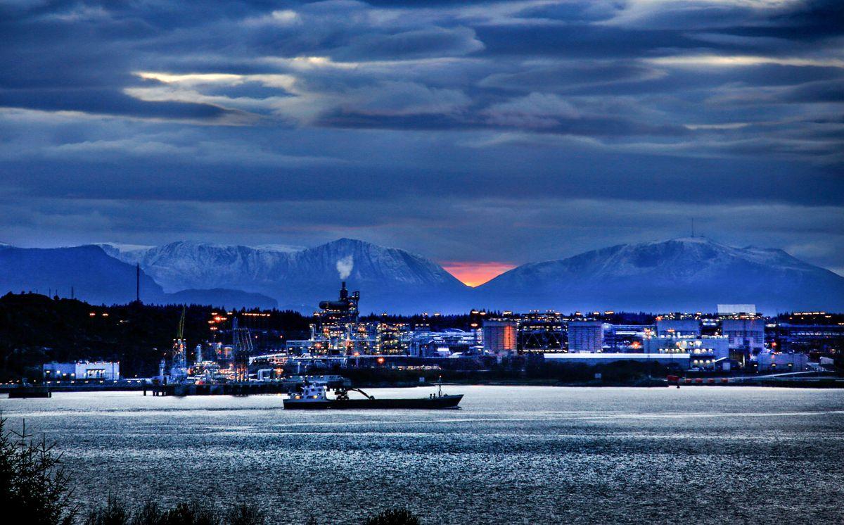 Aukra leverte i fjor det beste netto driftsresultatet i hele Kommune-Norge. Romsdalskommunen har store gassrelaterte skatteinntekter som bidrar til økonomien.