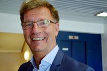 Finansbyråd, Robert Steen (Ap), kan glede seg over gode tall i Oslo kommune. Arkivfoto: Britt Glosvik