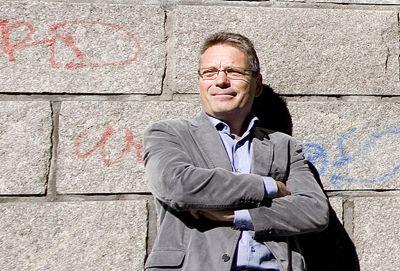 Halden-ordfører Thor Edquist (H) kan registrere at kommunen nok en gang har en høy driftsmargin. Arkivfoto: Ivan Tostrup