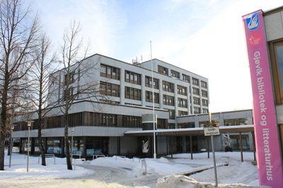 Gjøvik kommune drifter såvidt i pluss i fjor, og ligger på nivå med mange andre kommuner i Innlandet. Foto: Øyvind Holmstad, Wikimedia Commons. Creative Commons-lisens.
