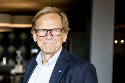 Færder-ordfører Roar Jonstang (H) kan registrere at kommunen debuterer med et lite driftsoverskudd. Arkivfoto: Magnus Knutsen Bjørke