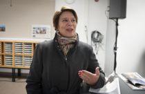 Byråd for eldre, helse og arbeid, Tone Tellevik Dahl (Ap), innfører Oslomodellen for seriøst arbeidsliv i helse- og omsorgssektoren. Foto: Terje Lien