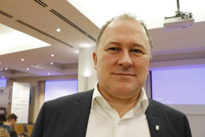 Per Kristian Vareide i Stavanger er nok en gang den av storbyenes kommunedirektører som kan skilte med høyest netto driftsresultat.