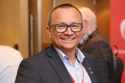 Jan-Eirik Nordahl (Ap), ordfører i Sørreisa, har fått beskjed fra formannskapet om å søke ekstern hjelp i rådmannsjakten. Her fotografert under Aps ordførerkonferanse.