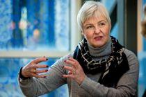 <p>Valgerd Svarstad Haugland er fylkesmann i Oslo og Viken. Men kanskje vil hun heller være statsdirektør?</p>