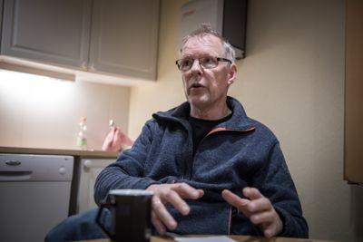 Lenviklistas Jon Kvistad vil støtte kravet om politietterforsking i helsekjøpsaken når kommunestyret møtes i dag. Foto: Lisa Rypeng