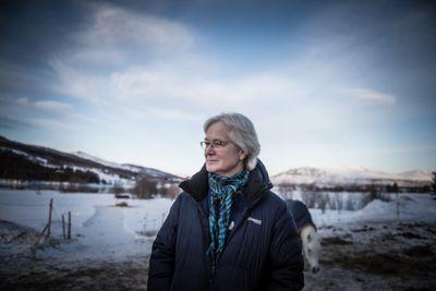 Lenvik kommunes advokat beskylder tidligere innkjøpssjef i Lenvik, Tor Arne Selvli, for å ha brutt straffelovens kapittel 21, som omhandler vern av informasjon og informasjonsutveksling. Foto: Lisa Rypeng