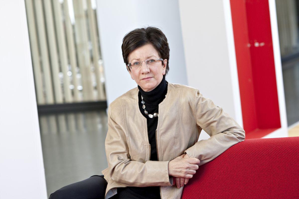 Beslutningen om ikke gå til politianmeldelse, bygger på en totalvudering, ifølge HR-direktør Inger Johanne Stokke. Foto: Ingar Næss