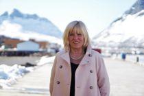 Kari-Anne Opsal fra Trom Ap er valgt til leder i fellesnemnda for Troms og Finnmark. Foto Troms Arbeiderparti