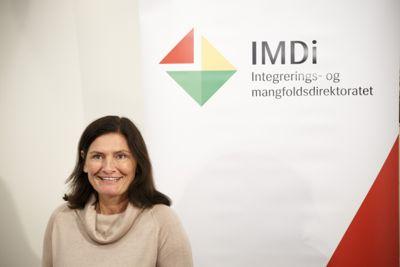 – Flyktningene skal bosettes i både små og store kommuner, sier direktør Libe Rieber-Mohn i Integrerings- og mangfoldsdirektoratet (IMDi). Arkivfoto: Heiko Junge / NTB scanpix