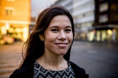 Byråd Lan Marie Nguyen Berg (MDG) ligger best an til å bli Årets kommuneprofil 2018. Foto: Magnus Knutsen Bjørke