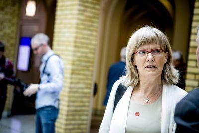 Stortinget skal behandle Distriktsmeldingen i høst. Den gir ingen svar på hvordan folketallet skal opprettholdes i Distrikts-Norge, sier Karin Andersen (SV) som leder Stortingets kommunal- og forvaltningskomite.
