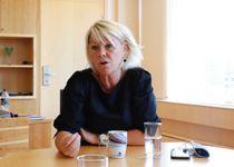 Kommunalminister Monica Mæland sier hun vil følge opp Tolga-saken. Foto: Terje Lien