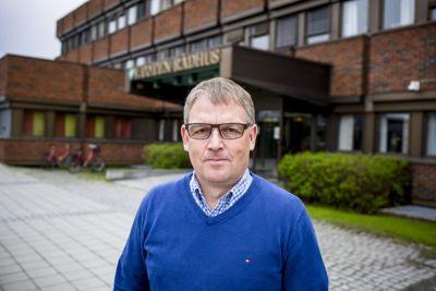 Bjørn Fauchald er kommunedirektør i Vestre Toten og leder av KS' sentrale kommunedirektørutvalg.