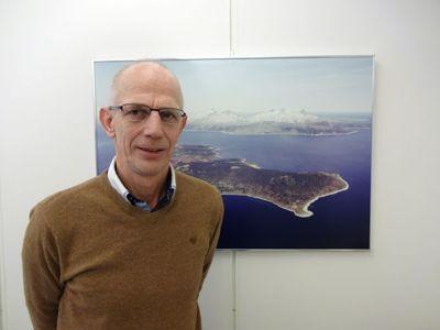 Rådmann Jan-Hugo Sørensen er denne uken i forhandlinger med kommunen om sitt arbeidsforhold. Foto: Karlsøy kommune