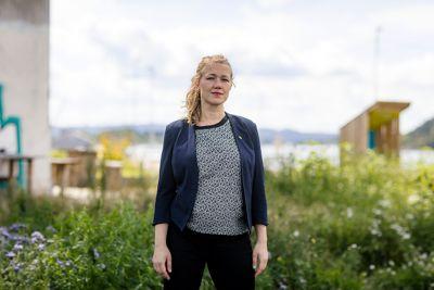– Det er helt fantastisk. Det er virkelig en folkebevegelse som reiser seg i Norge nå for klimahandling. Jeg tror veldig mange ser at MDG kommer til å sette klima først, sier partileder Une Bastholm til Aftenposten.