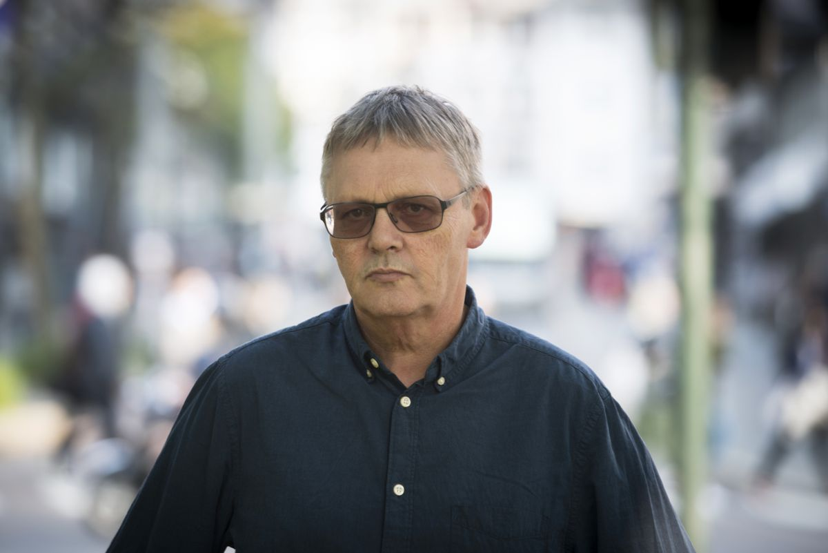 Odd Haldgeir Larsen, nestleder i Fagforbundet. Foto: Jan Lillehamre