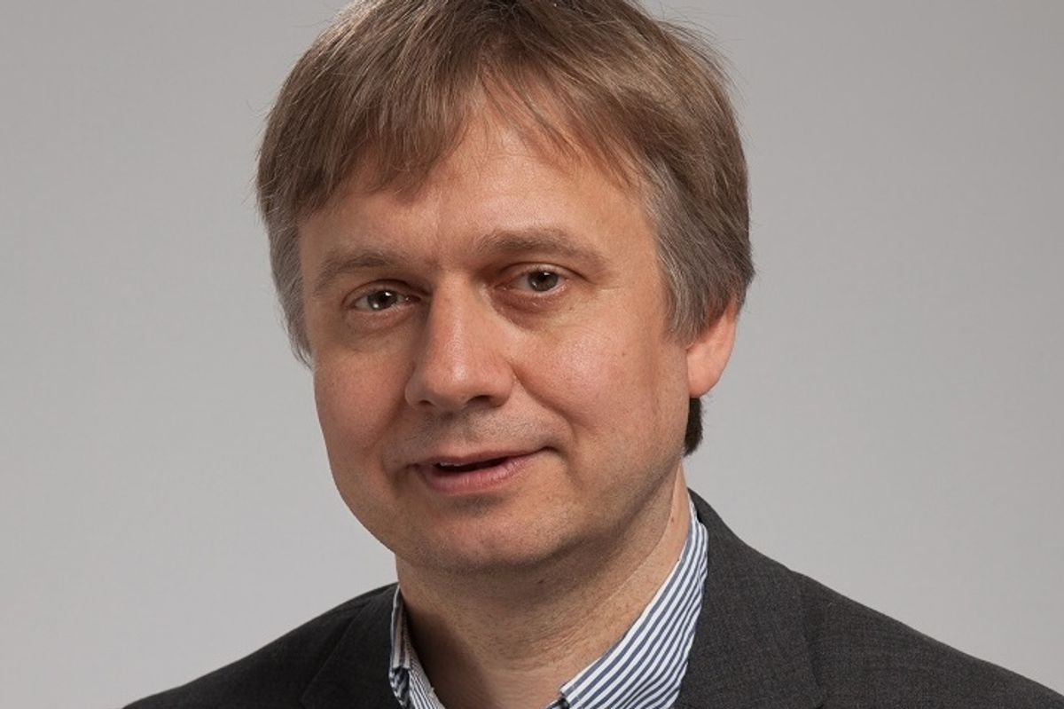 Avdelingsdirektør for kommuneøkonomi i KS, Rune Bye, kritiserer mye øremerking i budsjettavtalen. Foto: KS