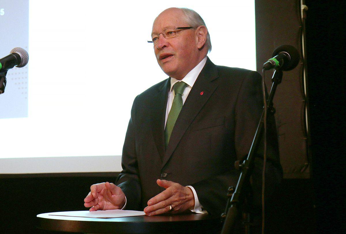 Martin Kolberg (Ap) gjør det klart at han ikke tar lett på at Kommunaldepartementet ignorerer Sivilombudsmannen. Foto: Vegard Venli