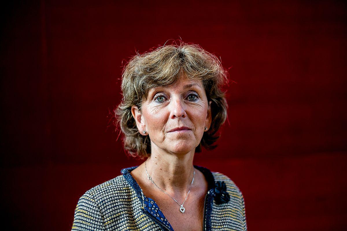 Bærums ordfører Lisbeth Hammer Krog (H) var én av tre i ansettelsesutvalget som anbefalte Geir Aga som ny kommunedirektør. Bildet er tatt ved en tidligere anledning.