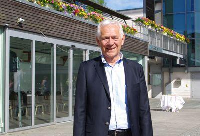 Victor Norman har ledet utvalget som har sett på demografiutviklingen i Distrikts-Norge. Bildet er tatt under en tidligere Arendalskonferanse.