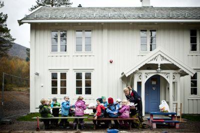 Som offentlig barnehageansatt, ser jeg daglig gjennom mitt yrke at verdiskaping også skjer i offentlig sektor, skriver Hege Bae Nyholt.