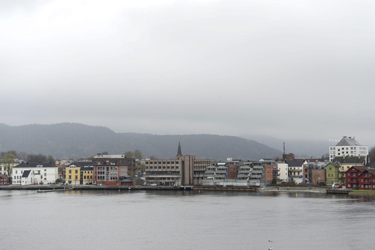 Industribyen Porsgrunn har fått et betydelig ansiktsløft de siste årene, mener juryen.
