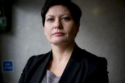 Tana-ordfører Helga Pedersen (Ap).