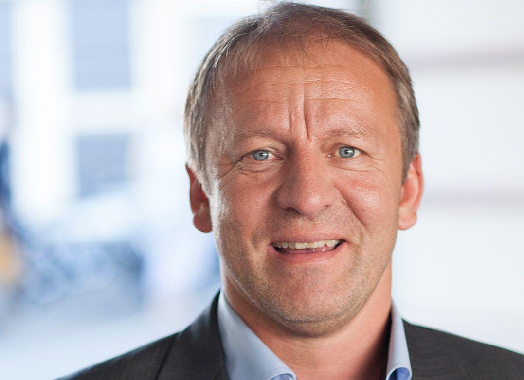 Geir-Inge Sivertsen mener han er habil til å votere over kostnadsrammen til et utbyggingsprosjekt som broren har regnet på for NCC. Arkivfoto