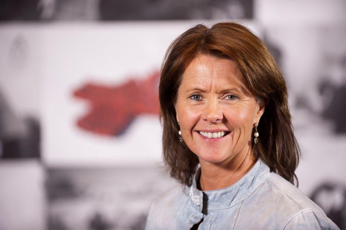 – Vi håper partiene retter oppmerksomheten mot ung ensomhet og psykisk helse, sier generalsekretær Åsne Havnelid i Røde Kors. Foto: Røde Kors
