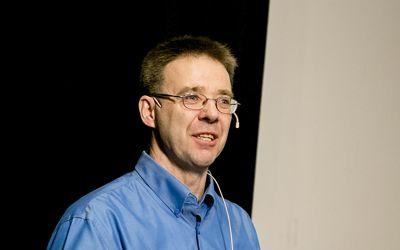 Professor i samfunnsøkonomi ved NTNU, Lars-Erik Borge.