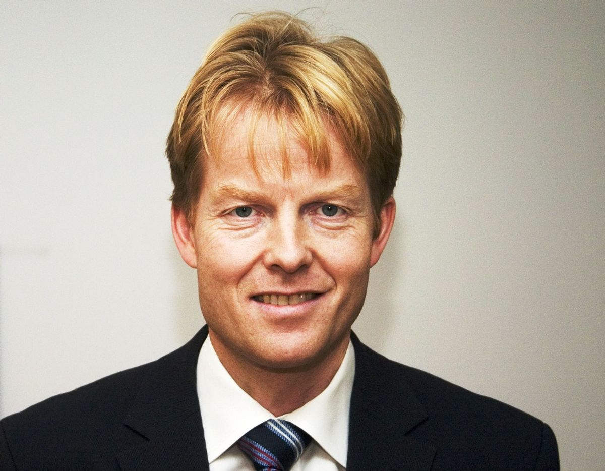 Statssekretær Pål K. Lønseth (Ap) sier at offentlighetsloven først skal evalueres etter valget. Foto: Justisdepartementet.
