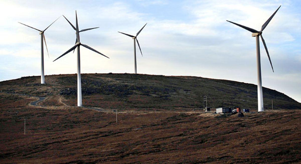 Det er postivt at kommunene får tilbake planansvaret i vindkraftsaker, mener Kommunal Rapport.
