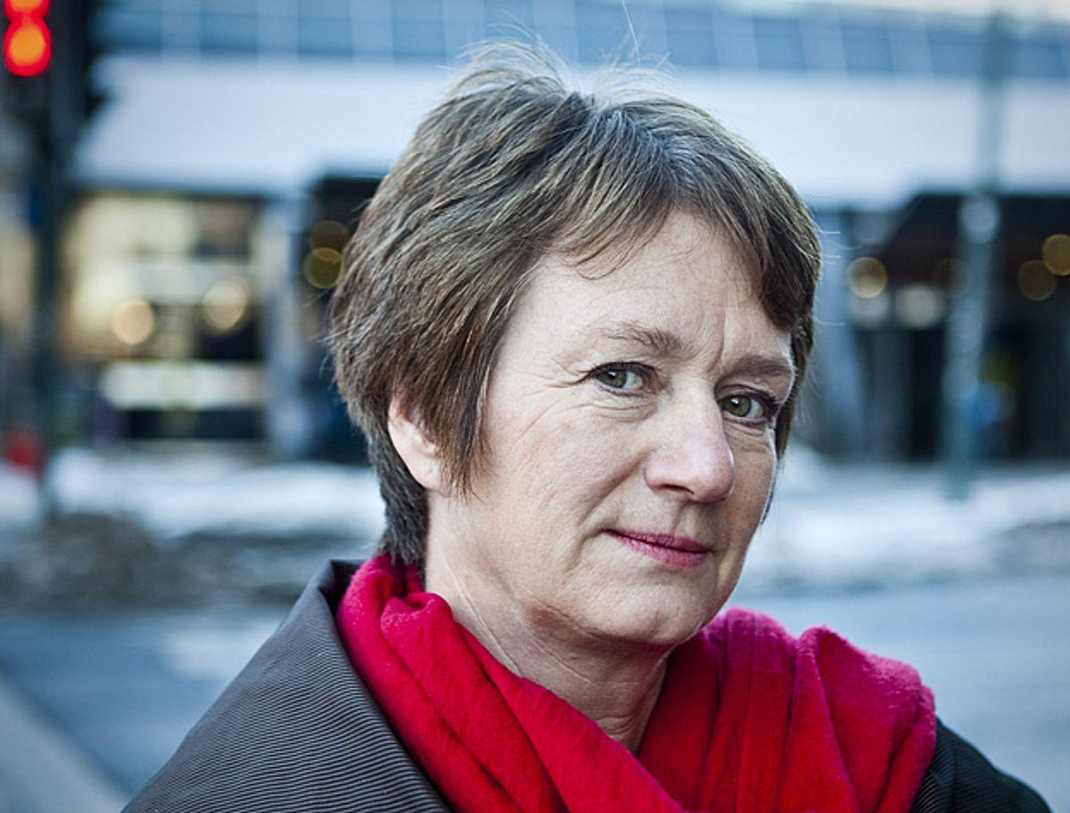 Gudrun Grindaker, daglig leder i Norsk Rådmannsforum.